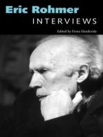 Eric Rohmer: Interviews