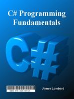 C# Programming Fundamentals