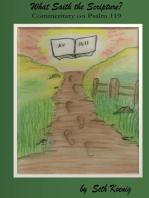 What Saith the Scripture?