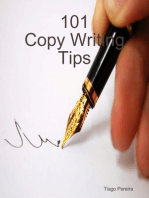 101 Copy Writing Tips