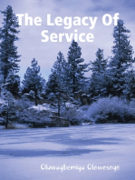 The Legacy of Service