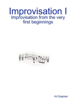 Improvisation Book I