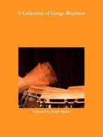 A Collection of Rhythms for Conga Drums