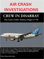 Air Crash Investigations - Crew in Disarray, The Crash of Sibir Airlines Flight C7 778
