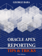 Oracle APEX Reporting Tips & Tricks