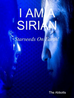 I Am a Sirian - Starseeds On Earth!