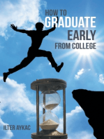 How to Graduate Early from College