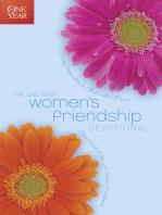 The One Year Women's Friendship Devotional