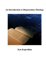 An Introduction to Dispensation Theology