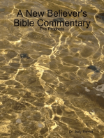 A New Believer's Bible Commentary