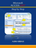 Ms Access 2007: Step by Step