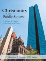 Christianity In the Public Square