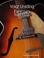 Voice Leading Exercises - Drop2 Chords