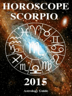 Horoscope 2015 - Scorpio