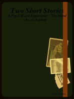 Two Short Stories - A Psych Ward Experience - The Mind As an Asylum -