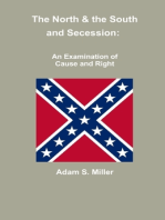 The North & the South and Secession