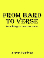 From Bard to Verse