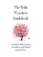 The Reiki Teachers Guidebook