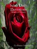 Selah Daily Devotions