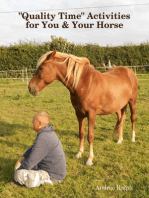 """Quality Time"" Activities for You & Your Horse"