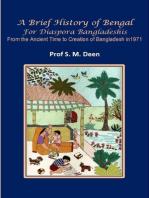 A Brief History of Bengal for Diaspora Bangladeshis