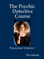The Psychic Detective Course - Paranormal Solutions!