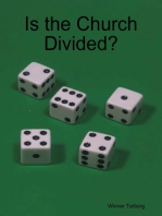 Is the Church Divided?
