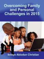 Overcoming Family and Personal Challenges in 2015