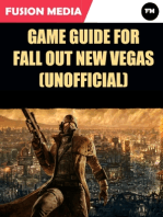 Game Guide for Fallout New Vegas (Unofficial)