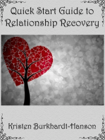 Quick Start Guide to Relationship Recovery