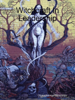 Witchcraft In Leadership