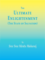 The Ultimate Enlightenment (The State of Salvation)