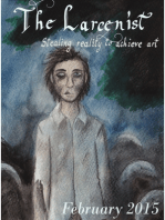 The Larcenist (Volume 2, Issue #1)