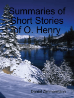 Summaries of Short Stories of O. Henry