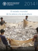 El estado mundial de la pesca y la acuicultura 2014