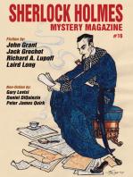 Sherlock Holmes Mystery Magazine #16