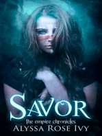 Savor (The Empire Chronicles #4)