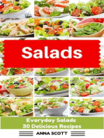Salads (healthy food for everyday, #2)