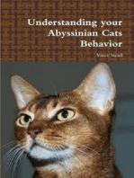 Understanding Your Abyssinian Cats Behavior