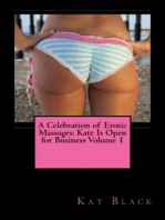 A Celebration of Erotic Massages