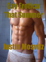 Gay Erotica That Summer