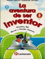 La aventura de ser inventor.