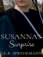 Susanna's Surprise (Amish Girls Series - Book 4)