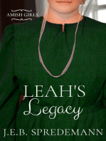 Leah's Legacy (Amish Girls Series - Book 8)