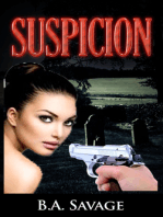 Suspicion- (A Private Detective Mystery Series of crime mystery novels Book 6)