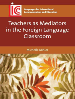 Teachers as Mediators in the Foreign Language Classroom