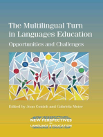 The Multilingual Turn in Languages Education