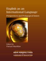 English as an International Language