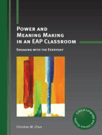 Power and Meaning Making in an EAP Classroom