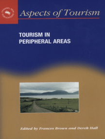 Tourism in Peripheral Areas: Case Studies